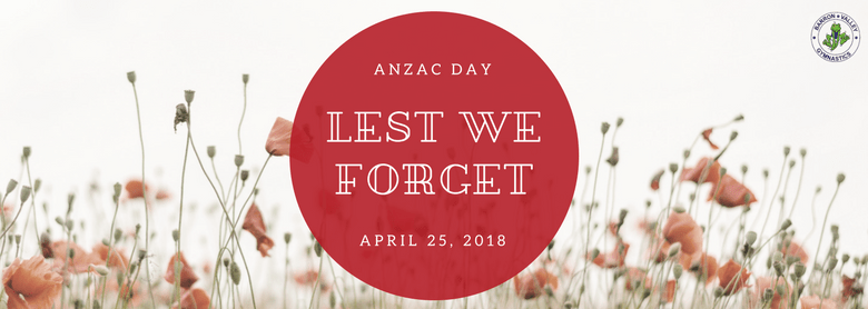 Barron Valley ANZAC Tribute
