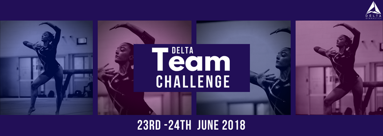 Aspire Gymnasts Shine at the Delta Team Challenge