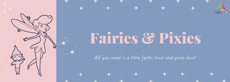 Fairies and Pixies and Pointed Toes!