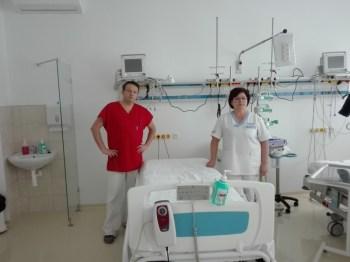 Nemocnica ukončila rekonštrukciu oddelenia anestéziológie a intenzívnej medicíny (1)