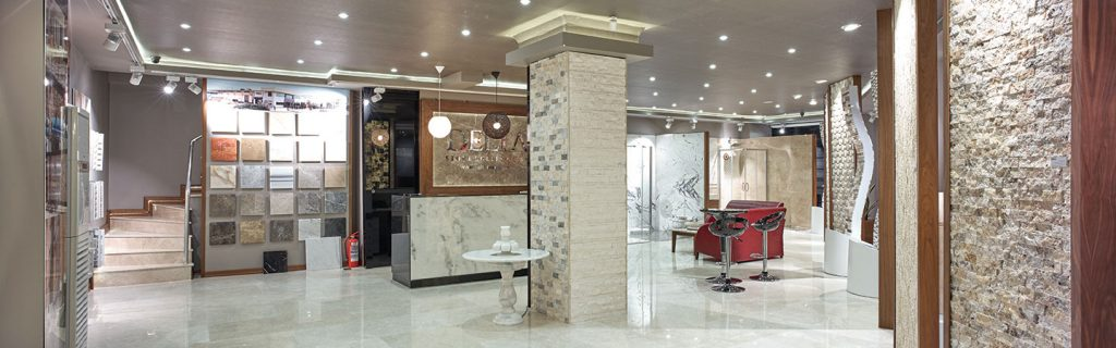 showroom and warehouse delta marble