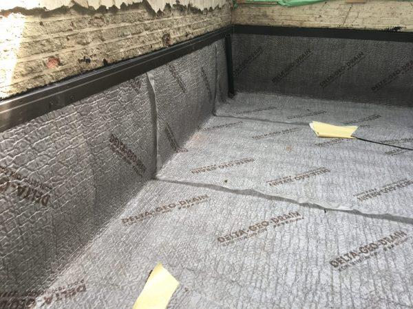 Waterproofing Buried Roofs Podium Decks Balconies