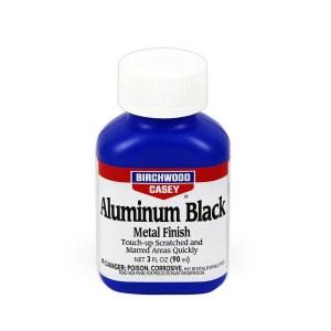 Birchwood Casey Aluminium Black Metal Finish