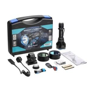 Olight Warrior X Turbo Hunting Kit