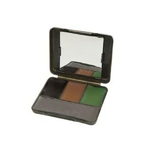 Allen Vanish Camo Face Paint – Four Colour