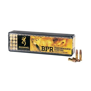 Browning BPR .22LR 40gr HP Box of 100
