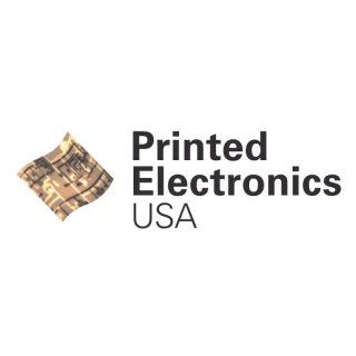 Square Logo for Printed Electronics USA