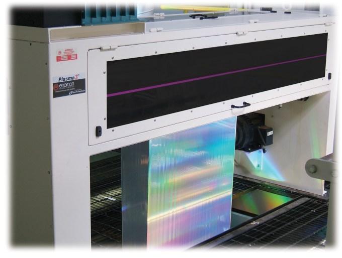 Enercon plasma treater