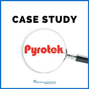 Pyrotek Case Study