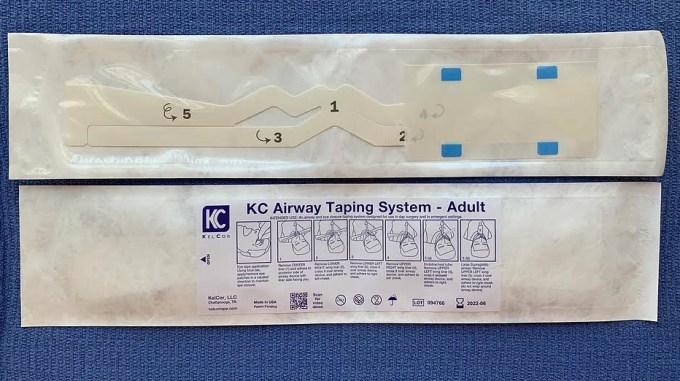 Airway Taping System