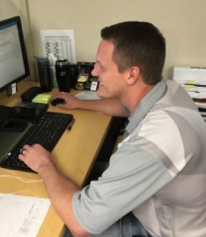 Dan Ganfield, PGC Sales Application Engineer