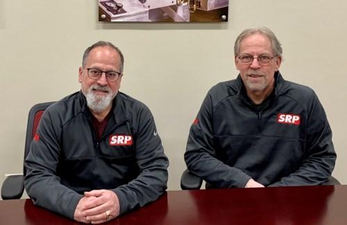Larry Gualano and Bill Stift