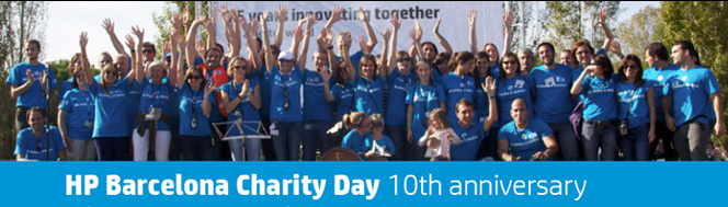 Charity day 2015