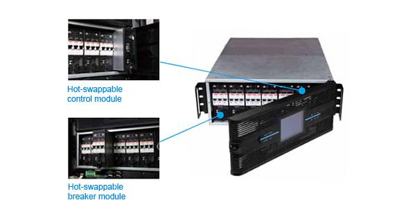 rack mount remote power panel delta