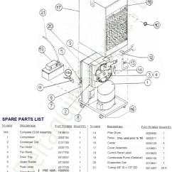 Pump Parts Diagram 1950 Ford 8n Tractor Wiring Cd35 & Cd35p Dehumidifier | Deltaquip Supplies Ltd.