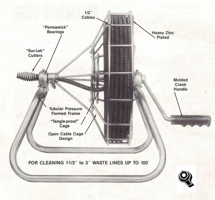 HC Series Drain Cleaners » Deltaquip Supplies Ltd.