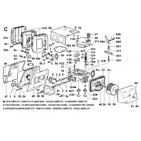 65 Fairlane Wiring Diagram LED Circuit Diagrams Wiring