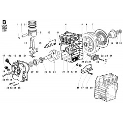 Lombardini, Marine, Kohler, Ruggerini Engines and parts.