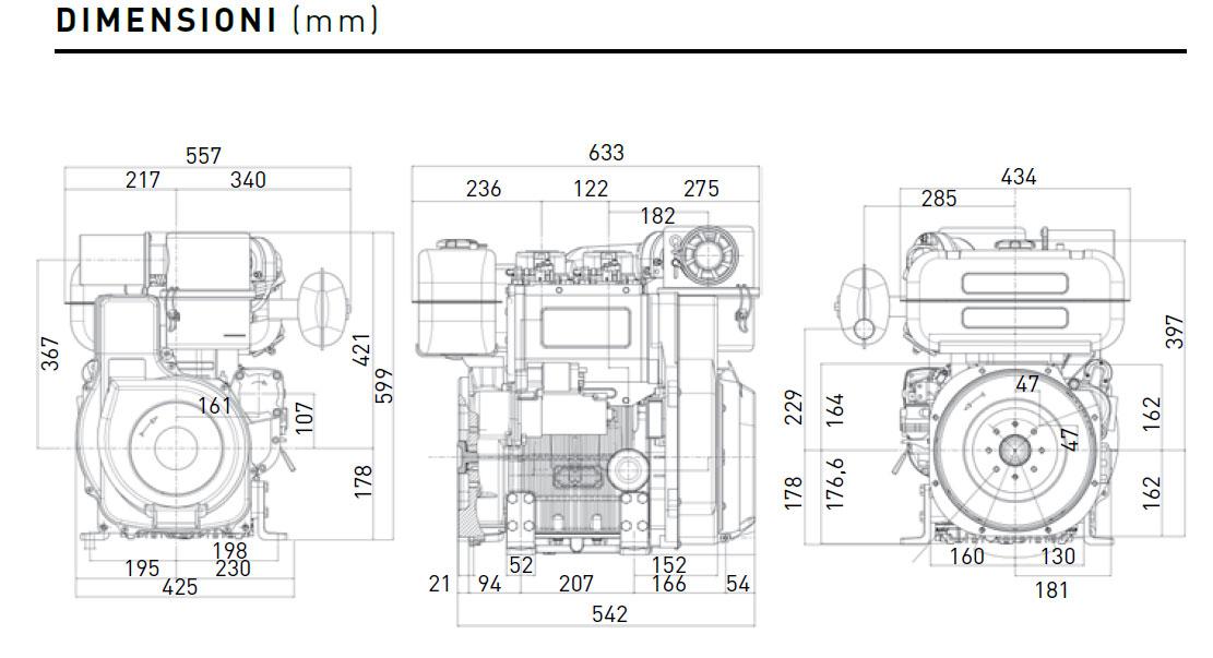 lombardini diesel fuel filter