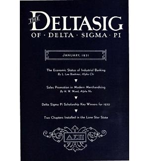 Delta 1930 Status