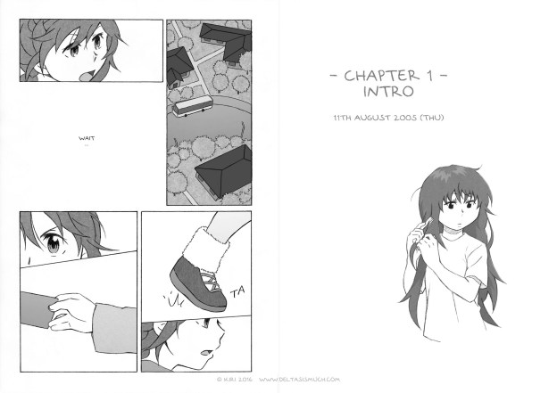 Chapter 1, pages 1 and 2