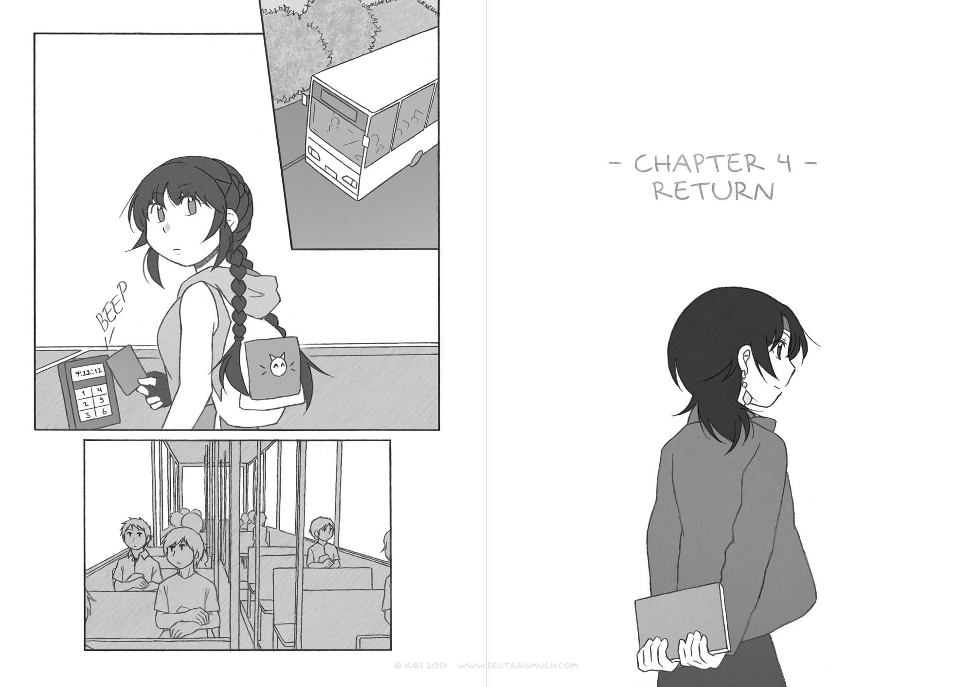 Chapter 4, pages 1 and 2