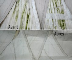 Hivernage voiles
