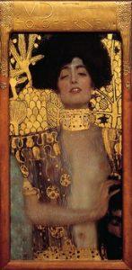 Klimt Judith et la tête de Holopherne 147x300 - Le don d'Adèle…