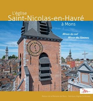 Léglise Saint Nicolas en Havré à Mons - Splendeur provinciale…