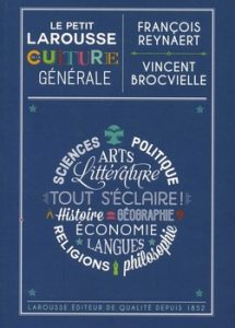 Le Petit Larousse de culture générale 215x300 - Le Bescherelle de la culture générale...