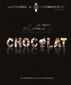 Le Petit Larousse du chocolat édition collector 248x300 - 180 recettes pour céder à la tentation…
