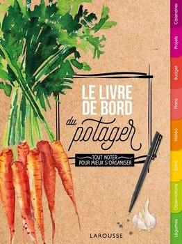 Le livre de bord du potager – Tout noter pour mieux sorganiser - Outil de jardinage…