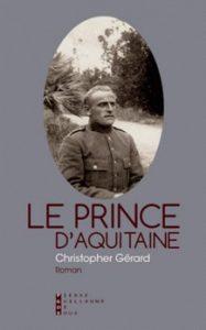 Le prince dAquitaine 187x300 - À la Tour abolie…
