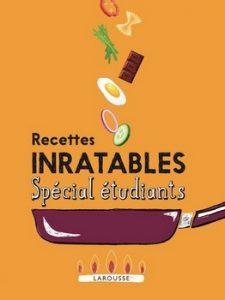 Recettes inratables Spécial étudiants 225x300 - Cuisine pour la jeunesse…