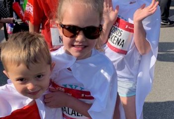Scotiabank Marathon kids