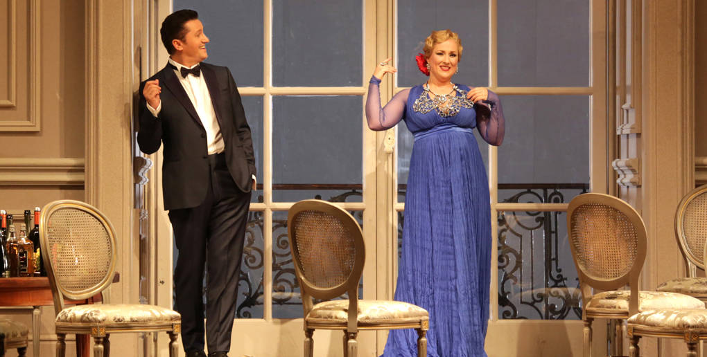 "La Traviata at La Scala, ""Sempre libera"" to be liked. Or not"
