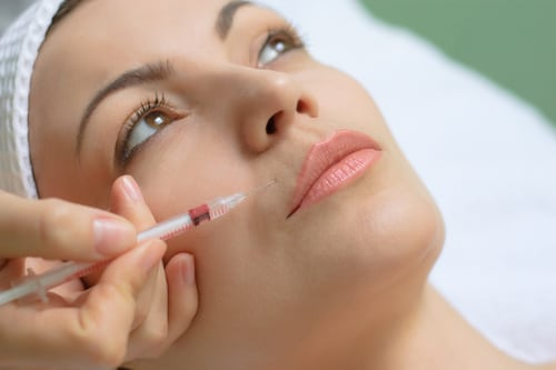 Radiesse Filler for Wrinkles & Skin Folds