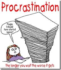 procrastnation