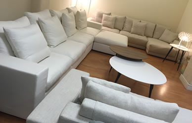 distressed leather corner sofa uk three fold bed modern sofas contemporary designer delux deco visit our showroom