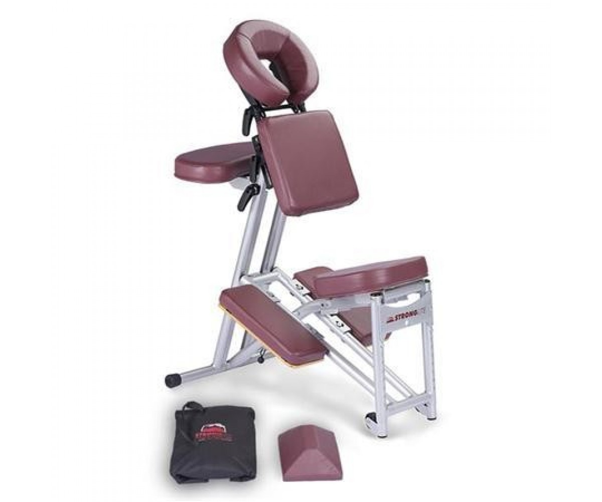 professional massage chair replacement dining room cushions stronglite ergo pro package