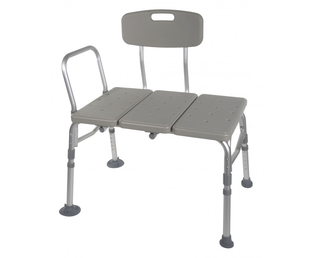 transfer shower chairs for elderly white leather dining side chair plastic bench with adjustable backrest