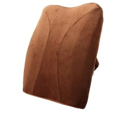 Chair Headrest Pillow White Wood Rocking Canada Memory Foam Car Lumbar And Support