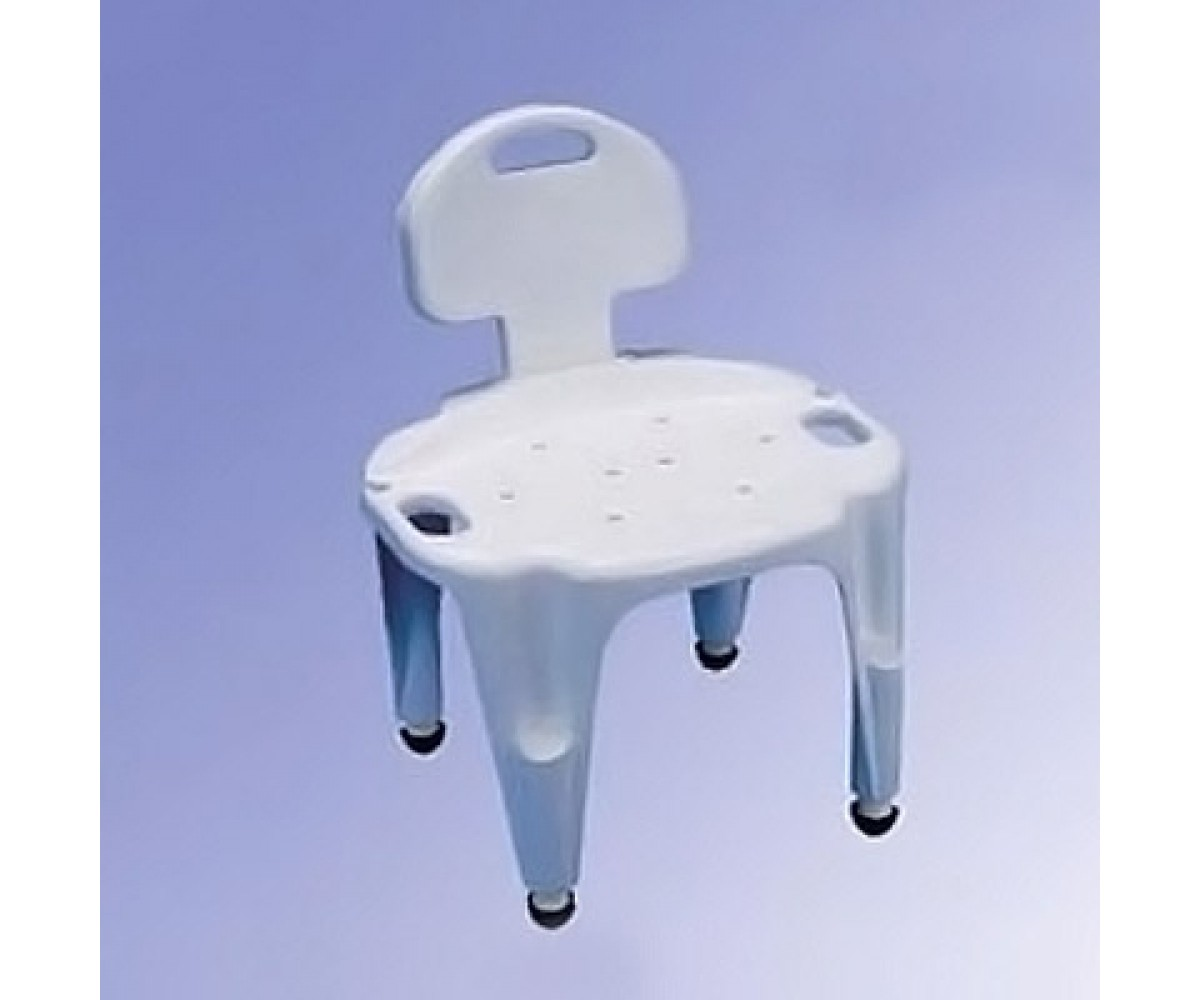 carex shower chair swivel on wheels seat stool
