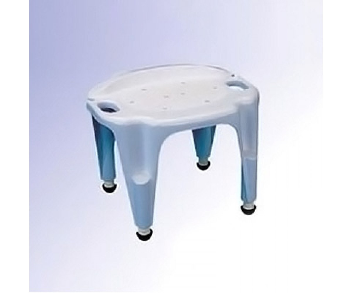 carex shower chair swivel tilting mechanism seat stool