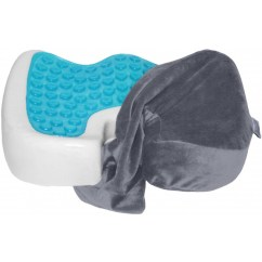 Gaming Chair With Speakers Folding Foam Bed Child Coccyx Orthopedic Gel-enhanced Comfort Seat Cushion Ergonomic Wedge
