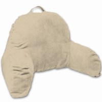 Microsuede Bedrest Pillow - Best Bed Rest Pillows in 10 ...