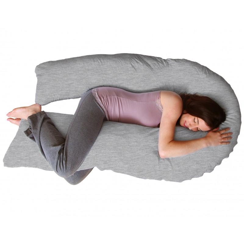 deluxe comfort perfect u full body pillow inspired u shaped design total body length prenatal pregnancy pillow body pillow white