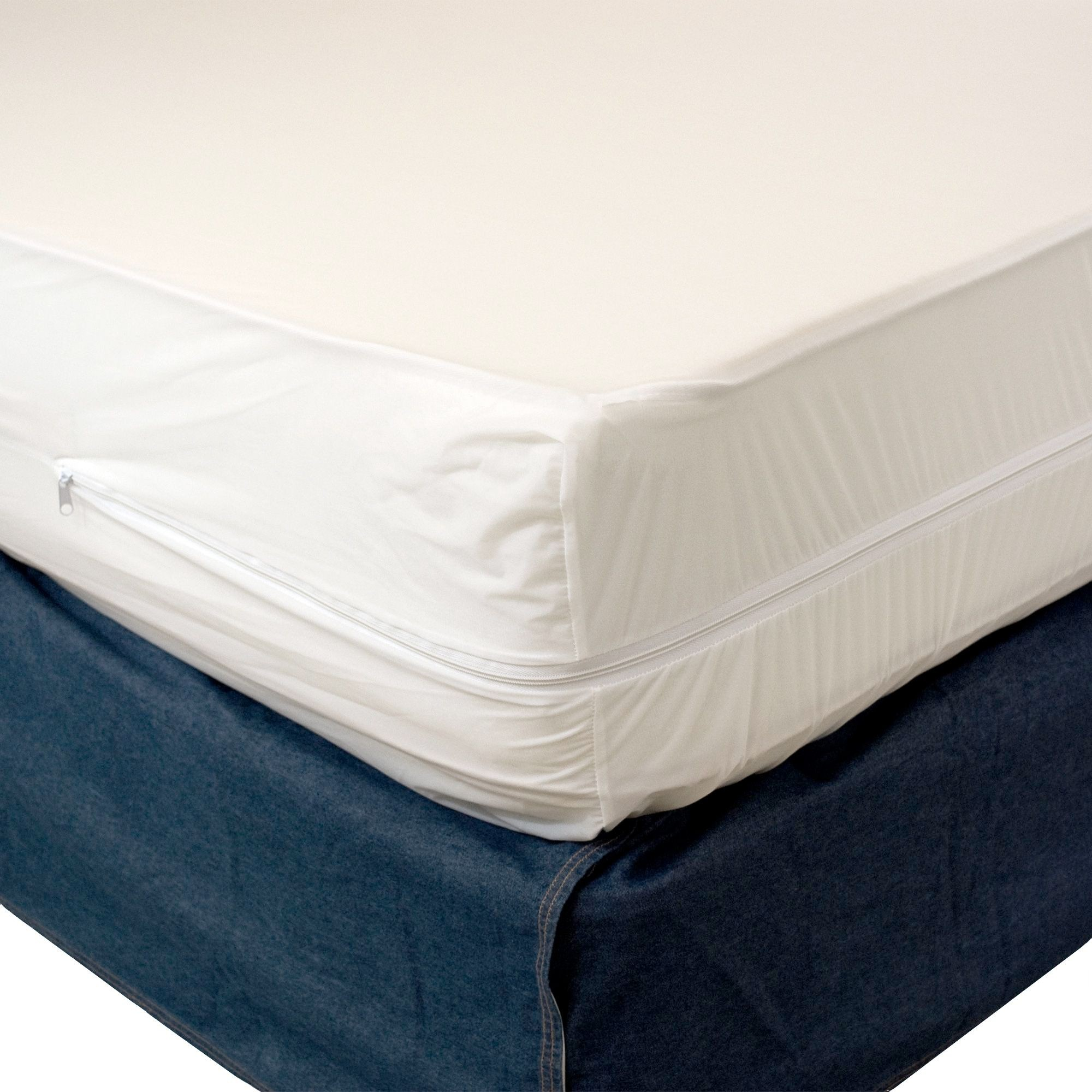 Duro Med Zippered Plastic Protective Mattress King Cover
