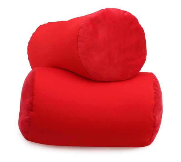 Microbead Pillow - Neck Roll Bolster Pillows