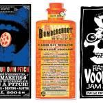 posters graphics austin film festival bumbershoot redbull